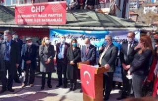 Çamlıdere'de CHP'ye Üye Akını: 102...