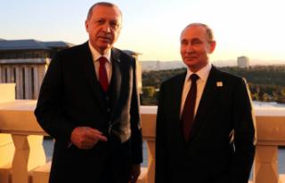 Cumhurbaşkanı Erdoğan'dan, Biden Putin Atışması...