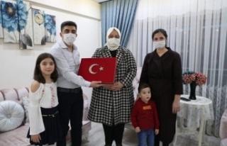 Devletin Şefkat Eli Şehit Aileleri ve Gazilerin...