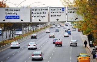 Dikkat: Yarın Ankara'da Bu Yollar Kapatılacak!