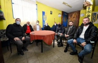Hakan Han Özcan'dan Gecekondu'ya Ziyaret