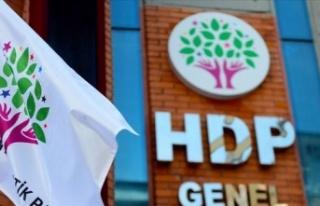 HDP'ye Kapatma Davası İddianamesinden Şok...