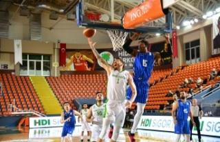 Mamak Basketbolda Farklı Kazandı
