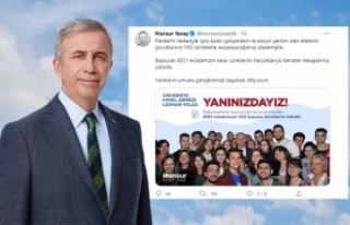 Mansur Yavaş Sözünü Tuttu: Ankara'da 6521...