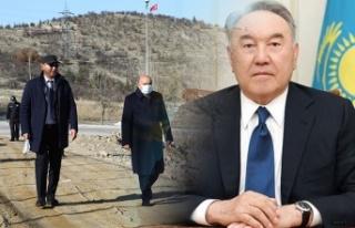 Nursultan Nazarbayev'in İsmi Keçiören'de...