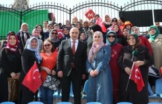 Turgut Altınok'tan 8 Mart Dünya Kadınlar Günü...