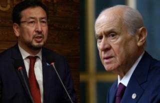 Uygur Ayrılıkçısı Seyit Tümtürk'ten Devlet...