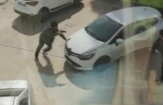 Uyuşturucu ile Yakalandı: Polislerin Üzerine Otomobili...