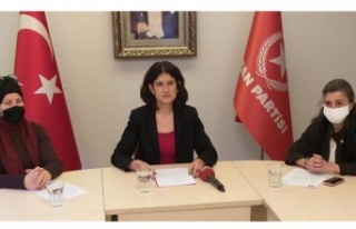 Vatan Partisi Öncü Kadın'dan İstanbul Sözleşmesi...