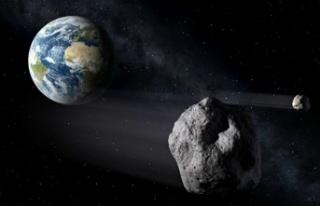'3 Otobüs Büyüklüğünde Bir Asteroid Dünya...