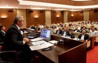 ABB Meclisi'nde Gergin Anlar: Toplantıyı Terk...