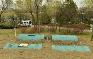 Ankara'da Parklar Yağmur Sularıyla Sulanacak