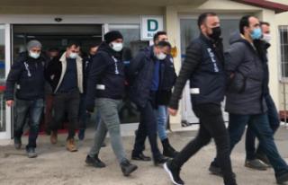 Ankara'da Sınav Sorularının Sızdırılmasına...
