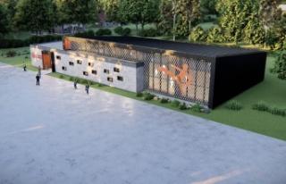 Ankara'da Yeni Spor Salonu Yapılıyor