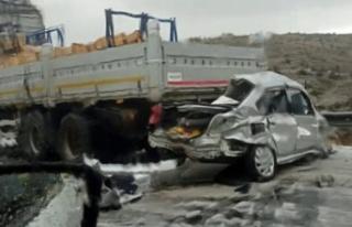 Ankara Yolunda Feci Kaza: 4 Ölü!