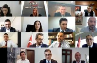 ATO'da Sigortacılık Sektörü Konuşuldu