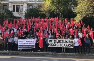 Boğaziçi ADK'dan Skandal Paylaşımlara Sert...