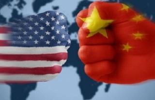 Çin Büyükelçiliği'nden ABD'ye Soykırım...