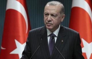 Cumhurbaşkanı Erdoğan: Elimizde Yeterince Aşı...
