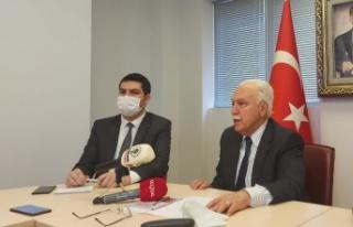 Perinçek'ten Hükümete Uyarı: Biden Hücum...