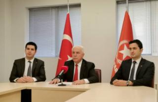 Doğu Perinçek'ten Cumhurbaşkanı Erdoğan'a...