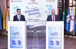 Esenboğa'dan 8 Yeni Destinasyona Direkt Uçuşlar...