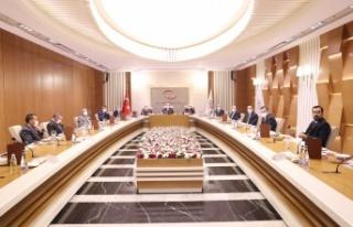 Halkbank Genel Müdürü Osman Arslan'dan ATO'da...