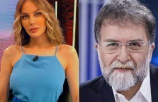 Hande Sarıoğlu'ndan Ahmet Hakan'a: Benimle...