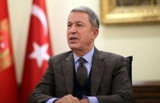 Hulusi Akar: Atatürk Hassasiyetimizi Herkes Bilsin