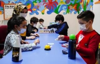 Keçiören Çocuk Eğitim Merkezi'nde Eğitim...