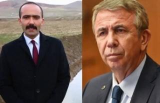 MHP'den Mansur Yavaş'a 'Ben'...