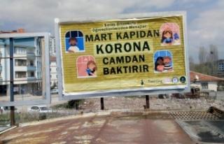 Pursaklar'dan Öğrencilerin Farkındalık Projesine...