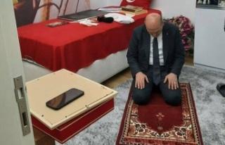 Süleyman Soylu, 'Tabuta Sığmayan Şehid'in...