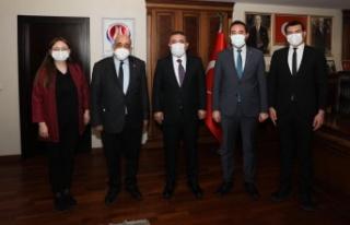 Vatan Partisi Ankara İl Başkanlığından Sincan...