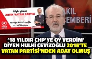 '18 Yıldır CHP'ye Oy Verdim' Diyen...