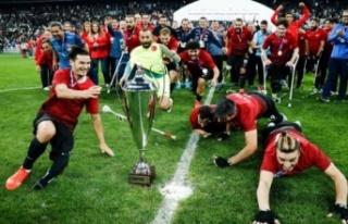 2022 Ampute Futbol Dünya Şampiyonası Türkiye'de...