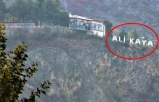 Adını Dağlara Yazdıran Usta Aşçı Ali Kaya Keleş...