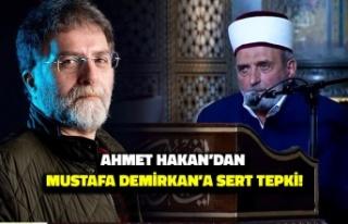 Ahmet Hakan'dan Mustafa Demirkan'a Sert Tepki:...