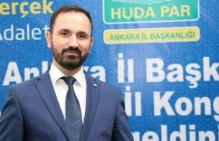 Ahmet Karaarslan'dan Ramazan Bayramı Mesajı