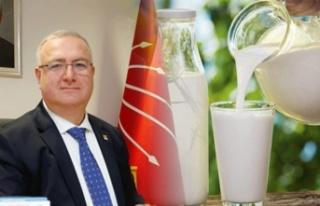 Ali Hikmet Akıllı Süt Üreticilerine Sahip Çıktı