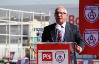 Altınordu Başkanı Seyit Mehmet Özkan: Süper Lig'e...