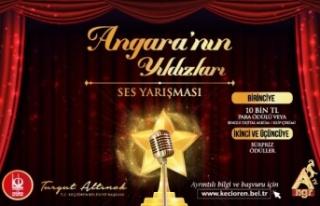 'Angara'nın Yıldızları' Ses Yarışması...