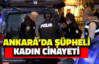 Ankara'da 27 Yaşındaki Tuğçe Ünsal Başından...