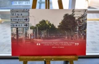 Ankara'da Görüntü Kirliliği Yaratan Tabelalar...