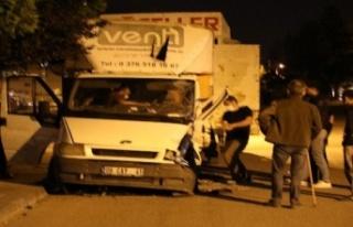 Ankara'da Korkunç Trafik Kazası: 1'i Ağır...