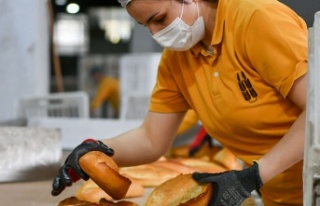 Ankara Halk Ekmek'e Kadın Eli Değiyor