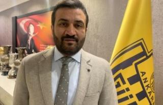 Ankaragücü Başkanı Fatih Mert Açıkladı: Başkanlığı...