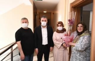 Başkan Ertuğrul Çetin'den Anneler Gününde...