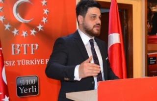 BTP Genel Başkanı Hüseyin Baş'tan Ramazan...