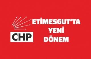 CHP Etimesgut'ta Yeni Dönem: Yeni Başkan Cemal...